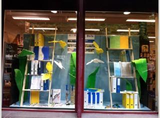 Redesign Schaufensterdekoration